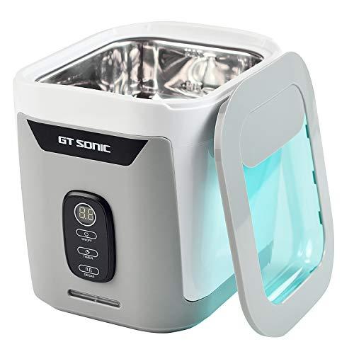GT SONIC 眼鏡 超音波洗浄機 メガネ 洗浄機 超音波 クリーナー 1300ml 50w 腕時計 超音波 洗浄 時計 超音波洗浄器 入れ歯 超音波 洗浄機