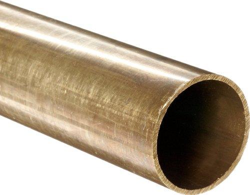 Brass C330 Round Tubing, 1