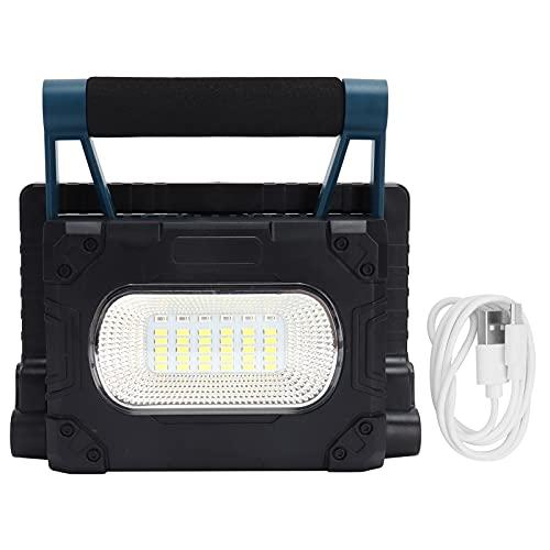 Linterna LED para acampar, luz de tienda de carga USB de múltiples modos de luz para senderismo de emergencia para pescar en casa