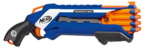 Hasbro A1691E24 - Nerf N-Strike Elite Rough Cut