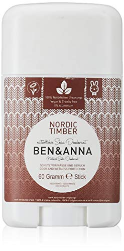 Ben & Anna Natural Soda Deo, Nordic Holz