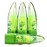 BianchiPatricia Aloe Vera Lipstick Long Lasting Lip Balm Temperature Changing Color Lip Stick