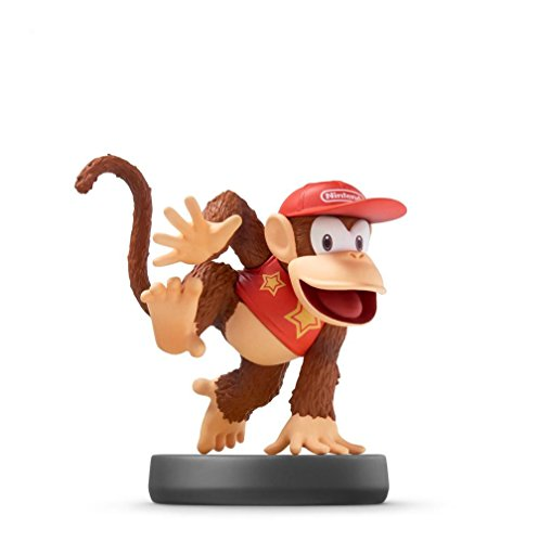 amiibo Smash Diddy Kong - 4