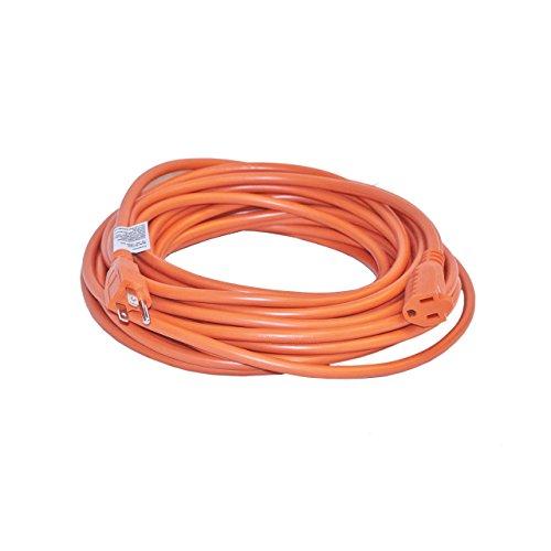ALEKO EC16G50 Heavy Duty Extension Cord Extension Cord 50 Feet Orange