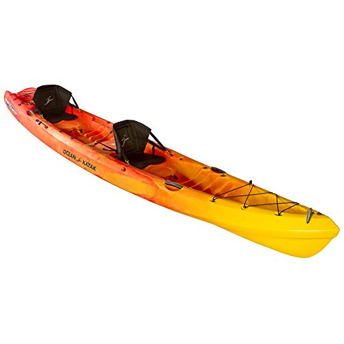 Ocean Kayak Zest Two Expedition Tandem Sit-On-Top...