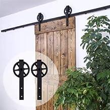 Amazon.es: puertas correderas madera