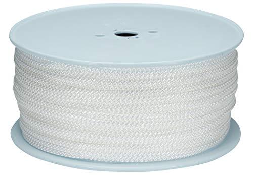 Relags 200 mètres Rouleaux Corde, Mixte, 560313, Weiß, 5 mm x 200 m