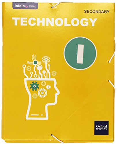Inicia Dual Technology. Student's Book Pack - 1º ESO - 9788467393897