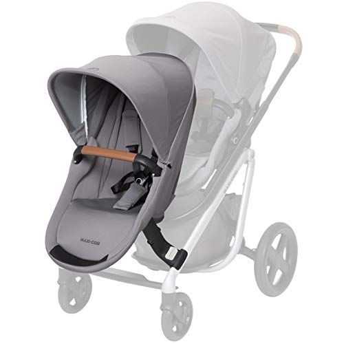 Maxi-Cosi Lila Modular Stroller Duo Seat Kit, Nomad Grey, One Size