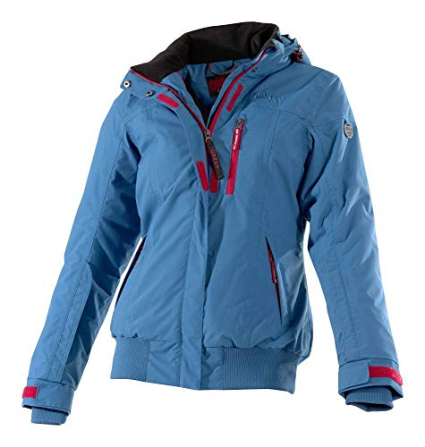 Owney Damen Winterjacke Urban Aqua Outdoor Jacke Outdoorbekleidung Damen
