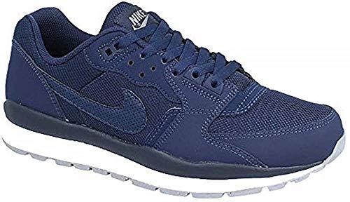 Nike Air Windrunner TR 2 Laufschuhe, Scarpe Running Uomo, Blu (Midnight Navy Blau/Weiß/Grau), 44.5 EU