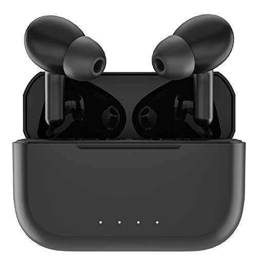 Bluetooth Earbuds Wireless Earbuds Bluetooth 5.0 Headphones 30H Playtime in-Ear Hi-Fi Deep bass Stereo Sound TWS Sweatproof Earphones Headsets for Web Meeting Workout/Running/Travel