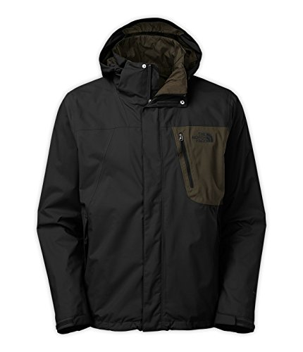 The North Face Varius Guide Jacket Men's TNF Black/Black Ink Green XL