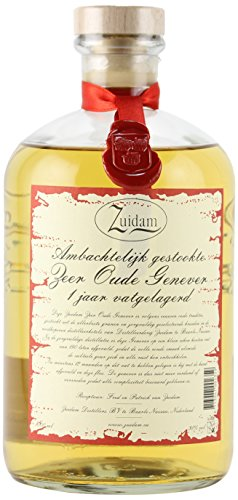 ZUIDAM - OUDE (OLD) GENEVER 1 year/GENEVER - 38% vol. 1x1,0L