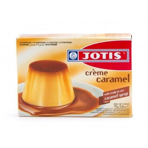 Jotis Cream Caramel Mix - 74g