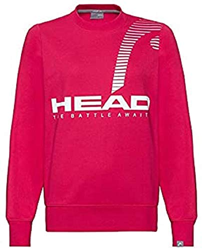 Head Rally Sweatshirt W, Tuta da Tracker Donna, Magenta, M