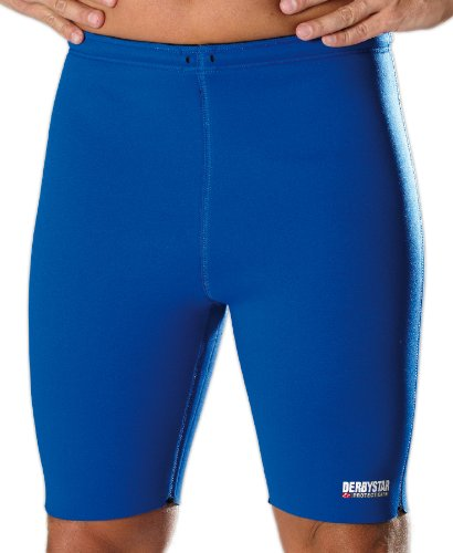 Derbystar Protect Care Thermohose, schwarz/blau, S,7400