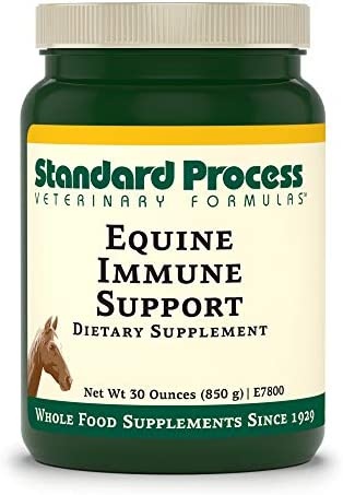 Standard Process Equine Immune Support Whole Food Horse Supplies for Immune Support with Whey product image