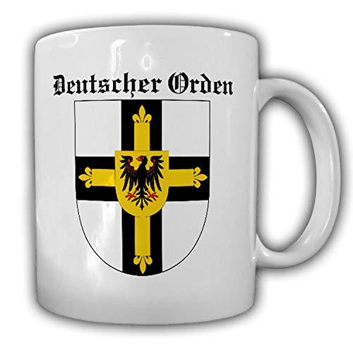 Deutscher Orden Ritterorden Fahne Wappen Teutonen - Tasse #8578 t