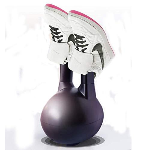 Asciuga Scarpe Elettrico Multifunzione, scalda Scarpe Portatile Creativo, con soffiatore di Calore, Asciugatura Rapida, igienizza, deumidifica