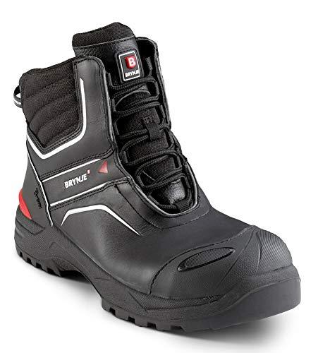 Brynje 481 B-Dry Low Boot S3 SRC werk- veiligheidsschoen - ideaal voor zware industrie, bouwbedrijven en handwerk