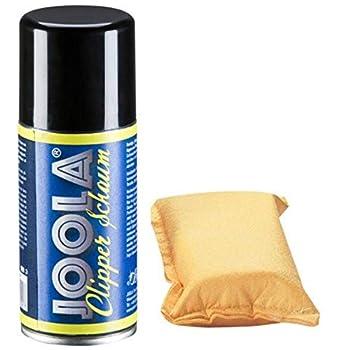 JOOLA Clipper Foam Cleaner 100mL with Sponge