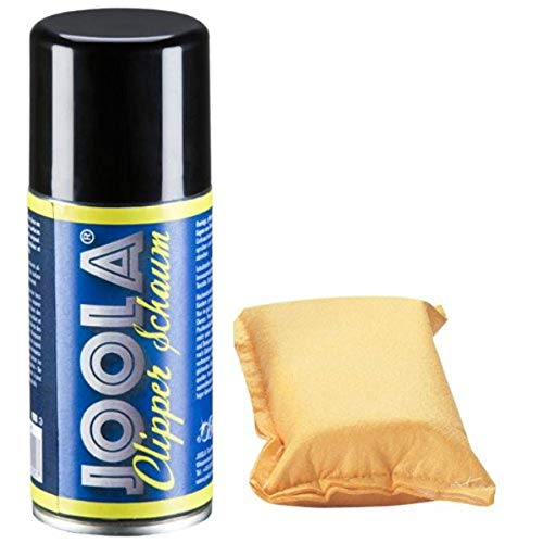 JOOLA Clipper Foam Cleaner 100mL with Sponge