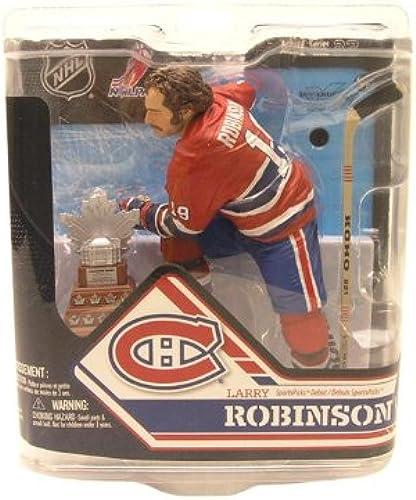 moda clasica McFARLANE LARRY ROBINSON - Figura de jugador de hockey hockey hockey  al precio mas bajo