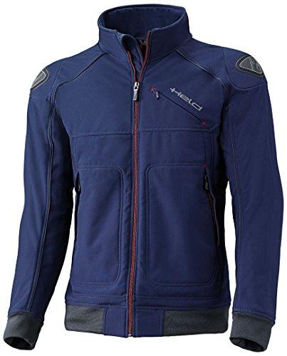 Held San Remo - Giacca softshell blu, taglia 3 XL