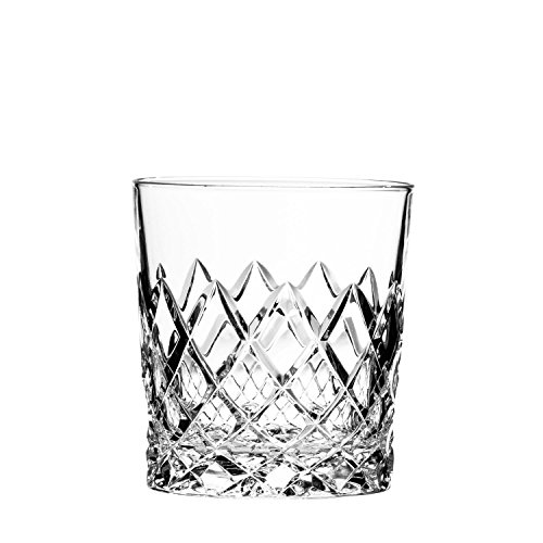 ARNSTADT KRISTALL Whiskyglas Venedig (9 cm) Kristallglas mundgeblasen · handgeschliffen · Handmade in Germany