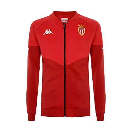 Kappa - Sweatshirt Atircon As Monaco - Man - L - Rouge, Roug