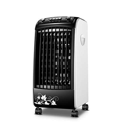 Mobile Klimaanlage Negative Ionenreinigung Blattlos Klimageräte Ventilator Timerfunktion Kühlfunktion Boden Ventilator 3 Geschwindigkeiten Oszillierender Stand Ventilator (Maschinenpark)