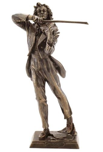 Niccolo Paganini Sculpture