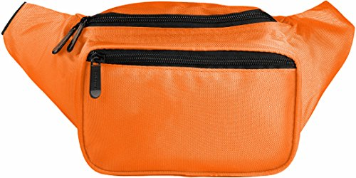SoJourner Bags Sac Banane Un Taille Orange Solide
