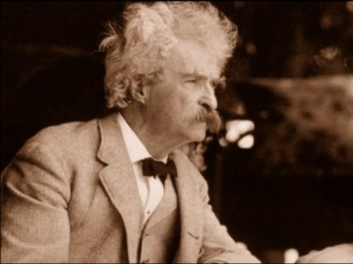 Mark Twain: Part 1