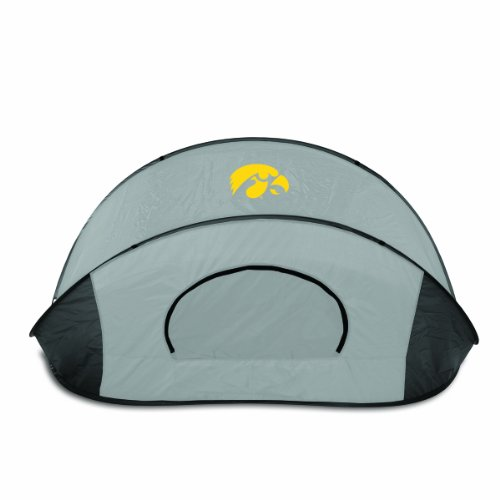 NCAA Cornell Bears Manta Portable Pop-Up Sun//Wind Shelter Picnic Time 113-00-100-684-0