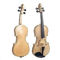 ZHANGHA 絶妙なクラフト4/4サイズバイオリンプラスバイオリンボックスボックス ZHANGHA