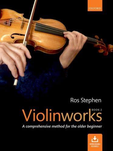 Stephen, R: Violinworks Book 2