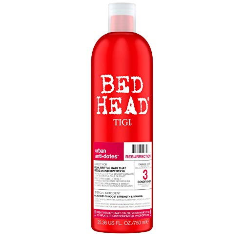 Bed Head by Tigi Urban Antidotes Resurrection Conditioner for Damaged Hair 750ml