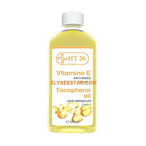 HT 26 Corps Huile Vitamines E 125 ml