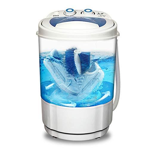 Lavadora automática de zapatos, mini lavadora portátil de zapatos, lavadora automática perezosa de gran capacidad, limpieza profunda, eliminación de olores, adecuada para familias, dormitorio