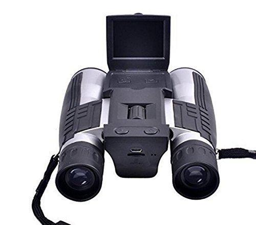 Digitale Fernglas-Kamera / 12x32-Digitalfernglas mit optischem und digitalem Zoom