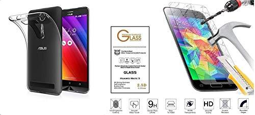 compatibile para Asus Zenfone 2 Laser ZE500KL ZE500KG Z00ED (5.0) Funda protectora...
