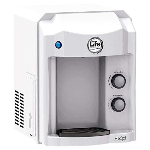 Filtro Purificador de Água Alcalino E Ionizado Com Ozônio Top Life - 127v (Branco)