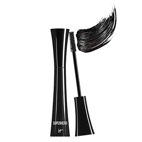 It Cosmetics Superheld Elastic Stretch Volumizing Mascara 9Ml Schwarz