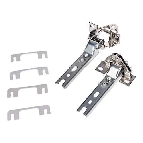 DL-pro Türscharnier passend für Bosch Siemens Neff Constructa Balay 00268698 268698 für Kühlschrank Scharnier