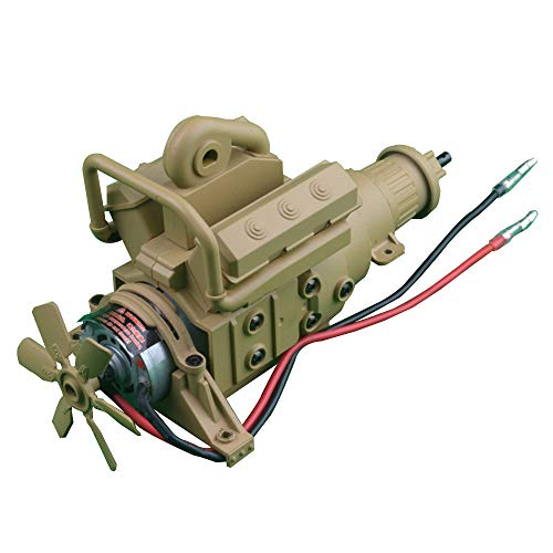 HG P801 P802 1/12 8X8 RC High-Simulation US Military Truck Spare Parts Transmission Wave Box Drive Gearbox 8ASS-P0003