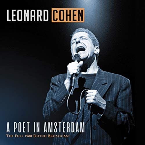 A Poet in Amsterdam (Live 1988) (2CD Set) [Import Anglais]