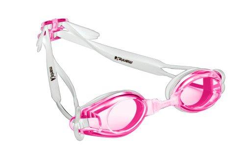 Manta Swim - Occhialini da Nuoto, Colore: Rosa Rosa