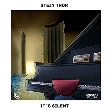 It's silent